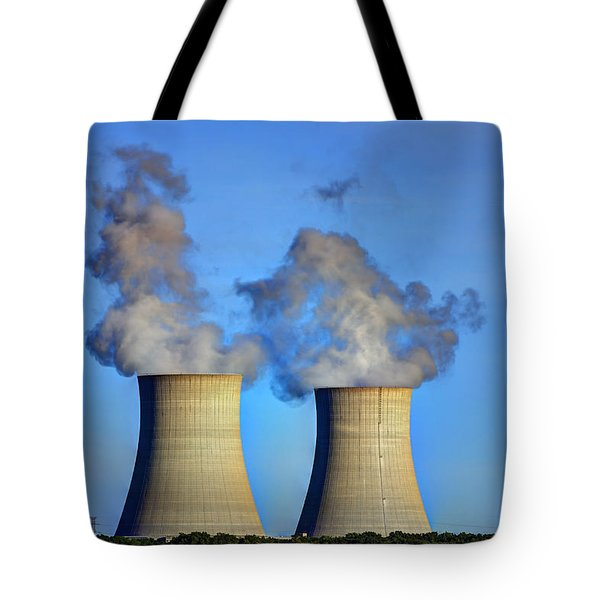 Nuclear Hdr2 Tote Bag