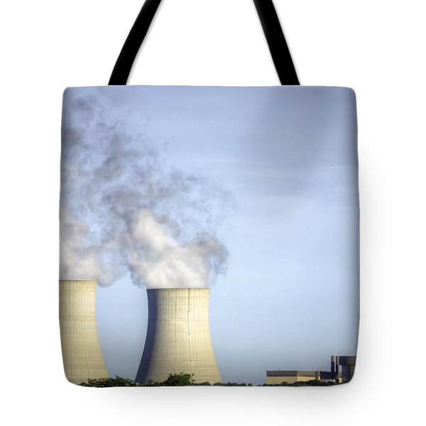 Nuclear Hdr3 Tote Bag