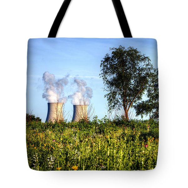 Nuclear Hdr4 Tote Bag