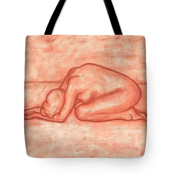 Nude 33 Tote Bag by Patrick J Murphy