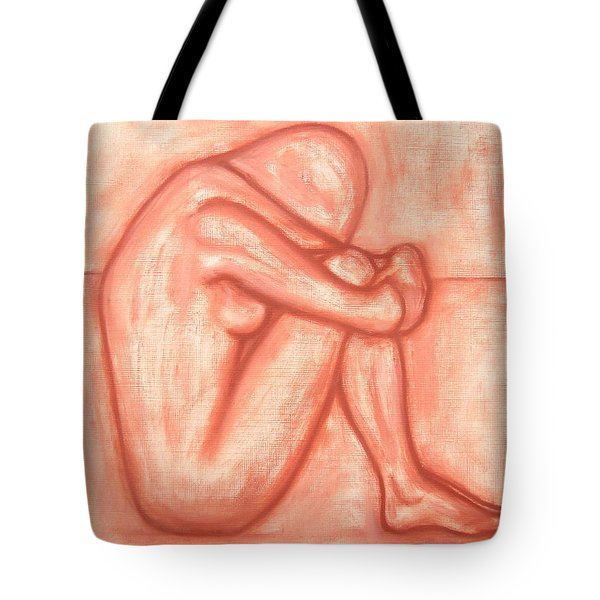 Nude 8 Tote Bag by Patrick J Murphy