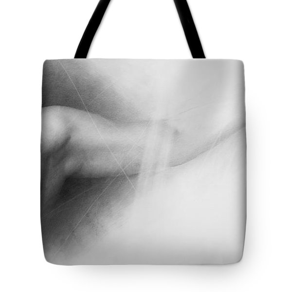 Nude Drawing Tote Bag