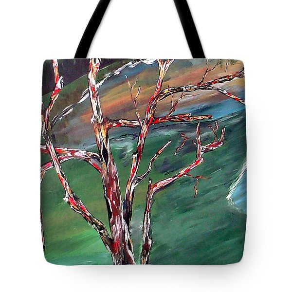 Nude In Nature Tote Bag by Mark Moore