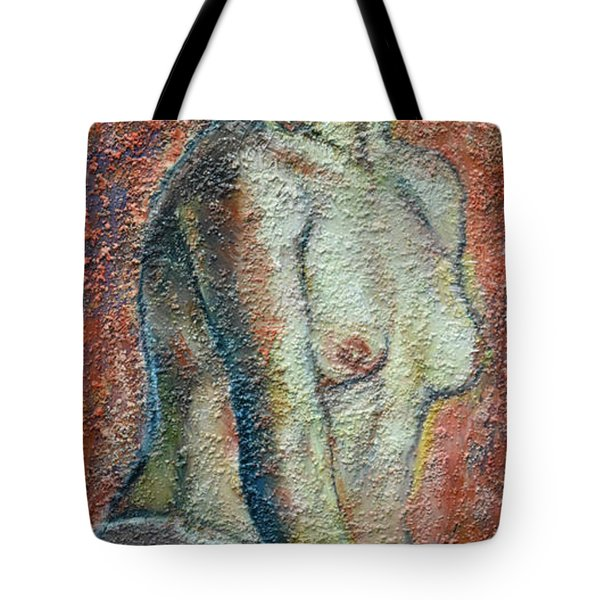 Nude Lisbeth Tote Bag