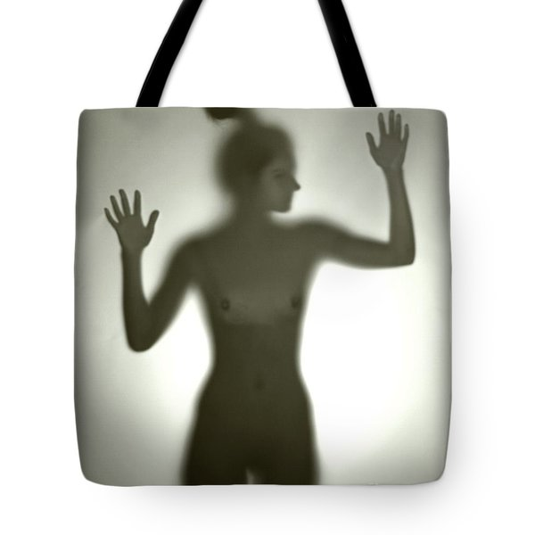Tote Bag featuring the photograph Nudeart 2 by Mariusz Czajkowski