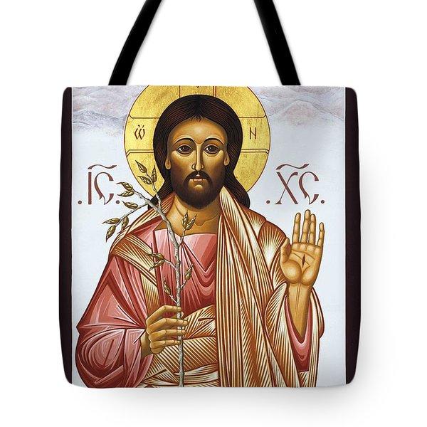 Nuestro Salvador De Las Sandias 012 Tote Bag