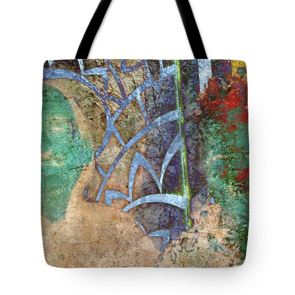 Number 9 Tote Bag by Candee Lucas