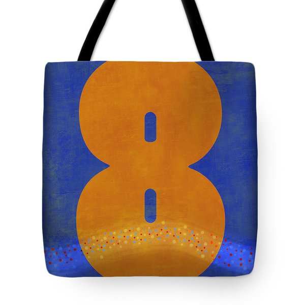 Number Eight Flotation Device Tote Bag