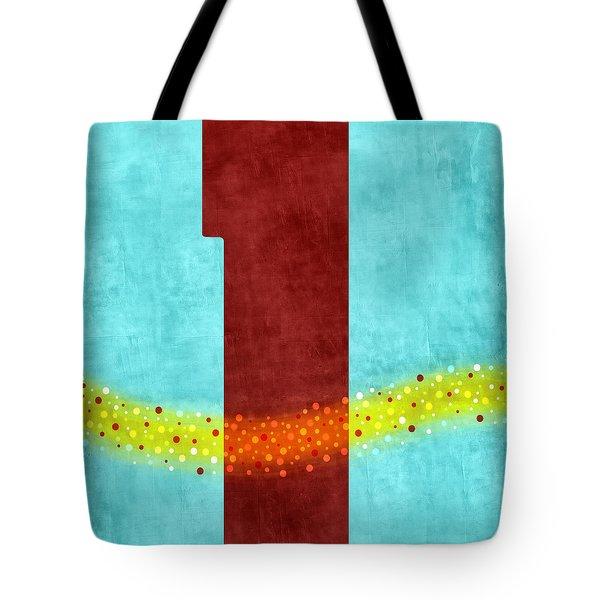 Number One Flotation Device Tote Bag