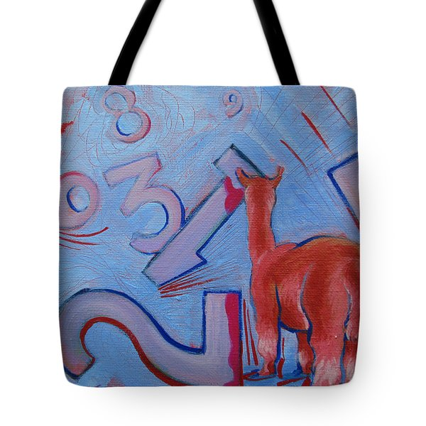 Numbers? Tote Bag
