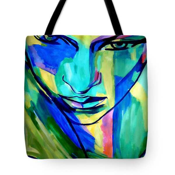 Numinous Emotions Tote Bag by Helena Wierzbicki
