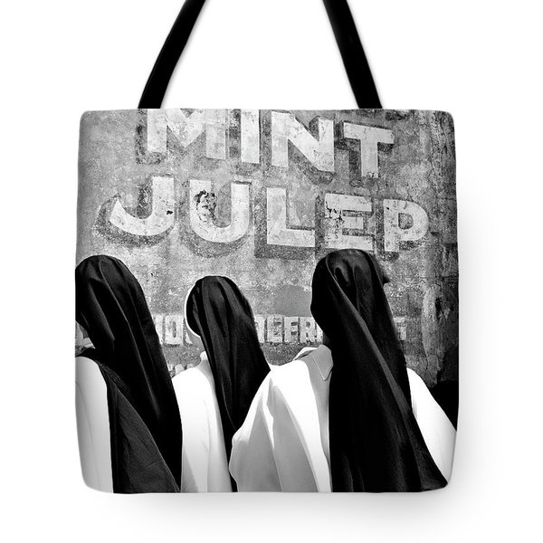 Nun Of That Tote Bag by Kathleen K Parker