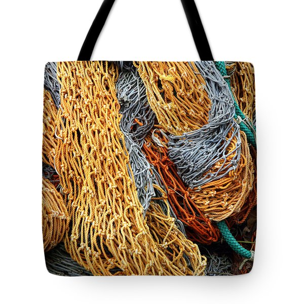 Nutin' But Net Tote Bag