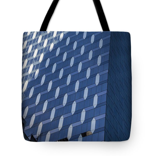 Ny Design Tote Bag by Jean Noren