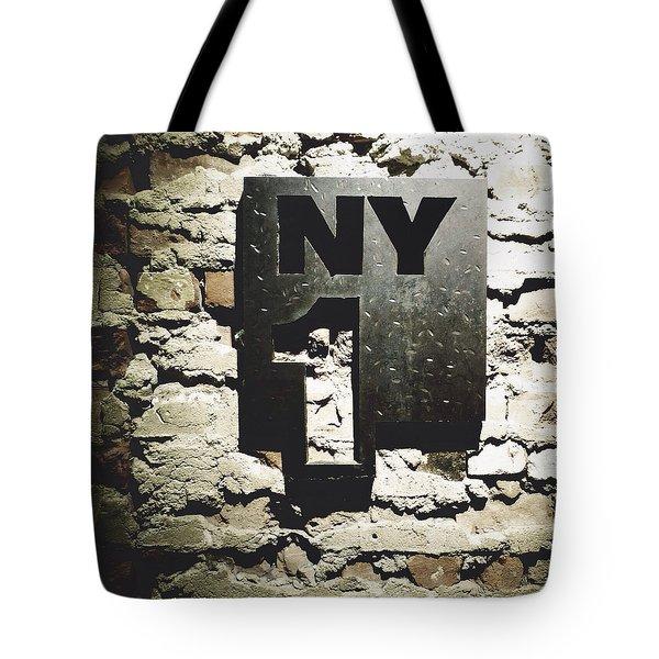 NY1 Tote Bag