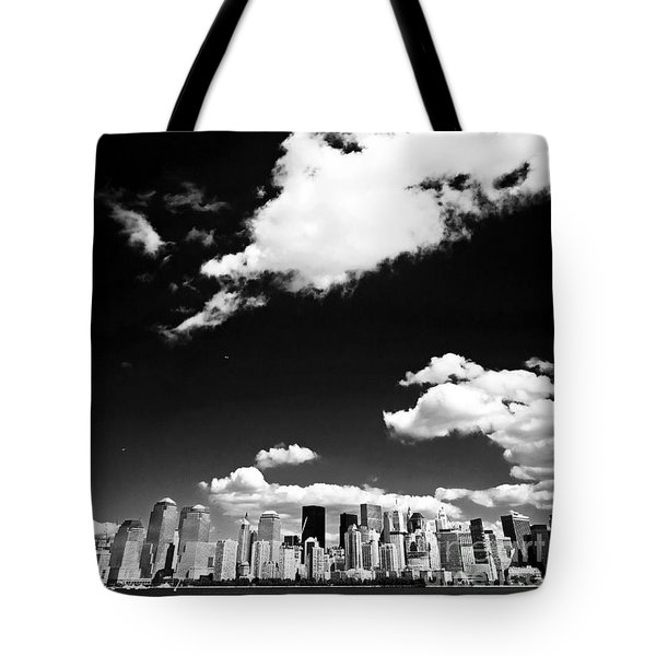 NYC Tote Bag by John Rizzuto