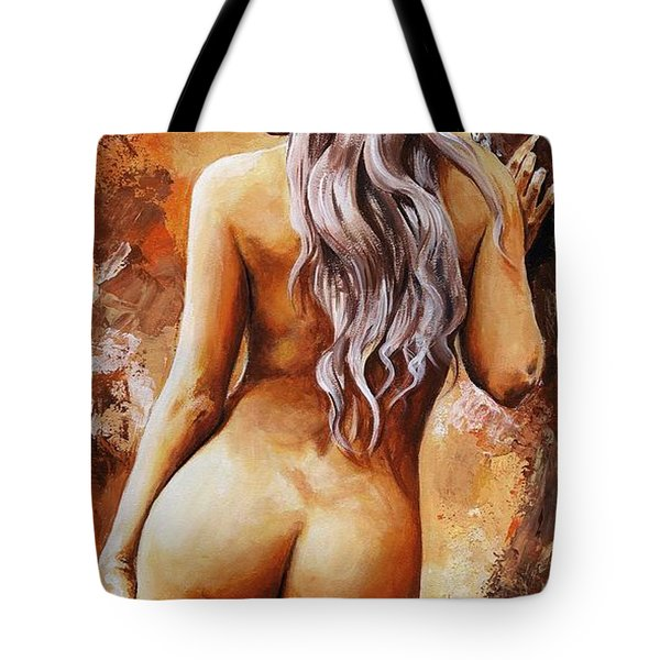 Nymph 02 Tote Bag