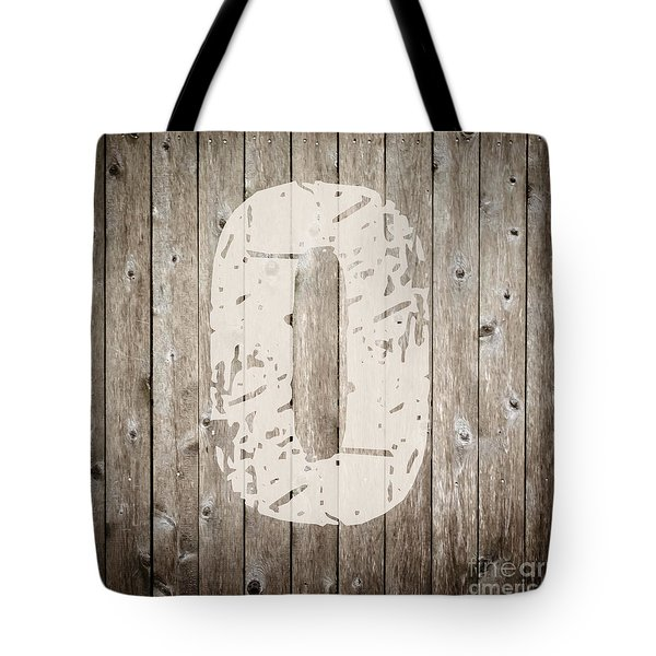 O Tote Bag by Andrea Anderegg