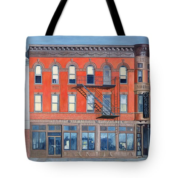 O Sunghai Restaurant West Village Tote Bag by Anthony Butera