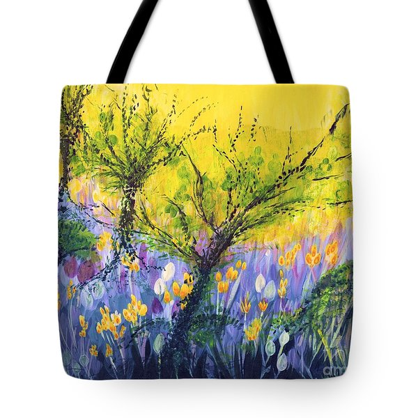 O Trees Tote Bag