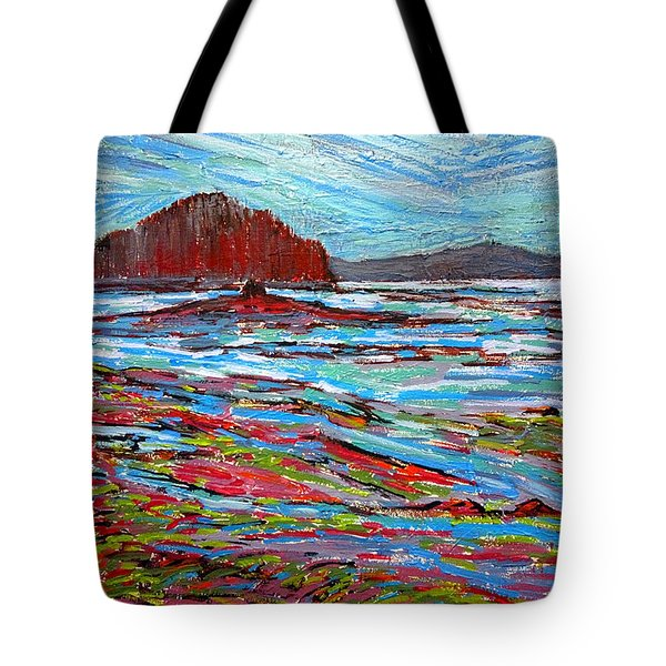 Oak Bay Nb Tote Bag