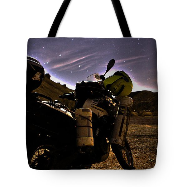 Oak Canyon 3 Am Tote Bag