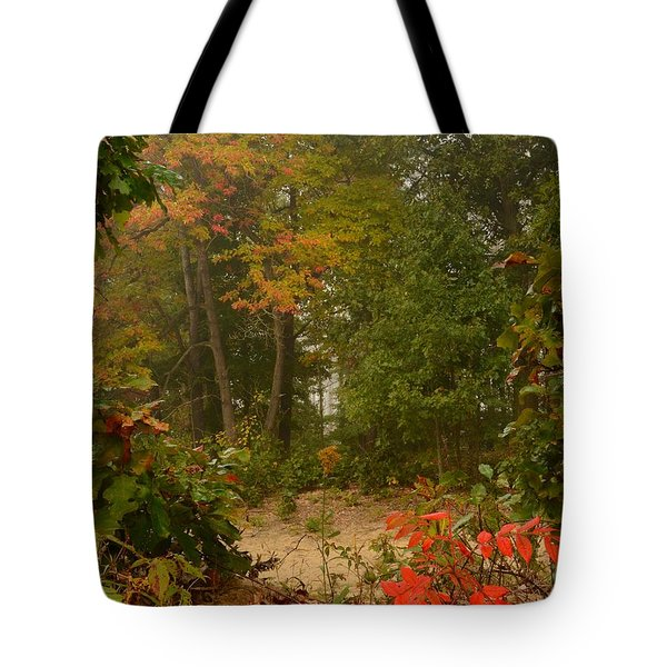 Oak Openings  Tote Bag