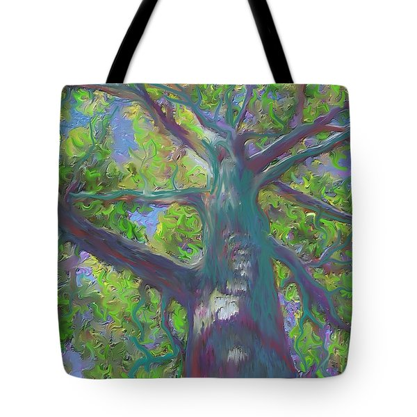 Oak Tree 1 Tote Bag
