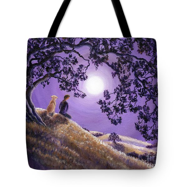 Oak Tree Meditation Tote Bag