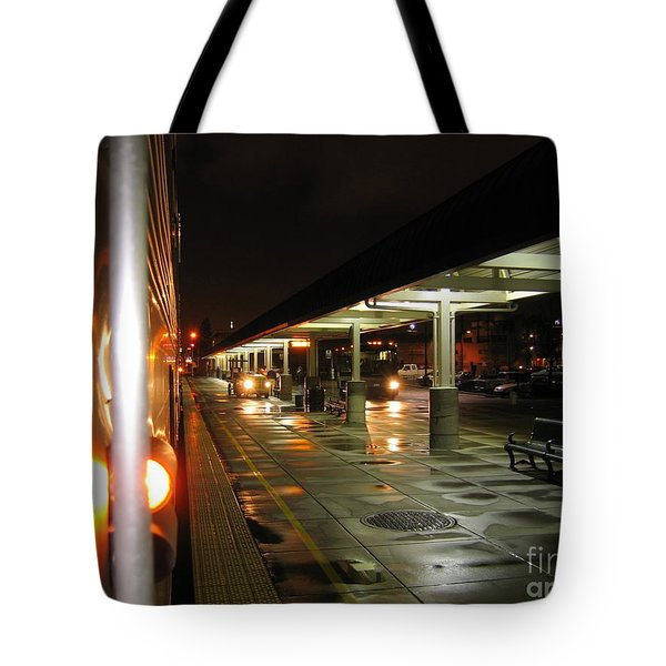 Oakland Amtrak Station Tote Bag