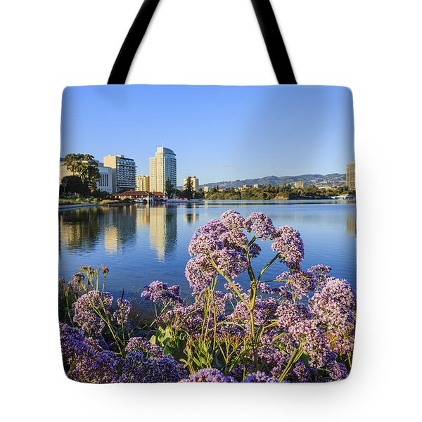 Oakland San Francisco Tote Bag