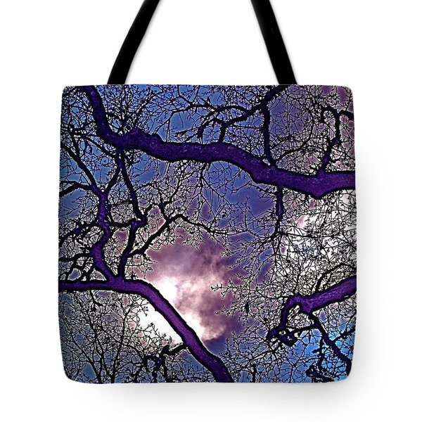 Tote Bag featuring the photograph Oaks 11 by Pamela Cooper