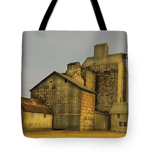 Oakwood Elevator Tote Bag