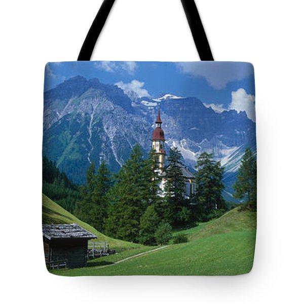 Oberndorf Tirol Austria Tote Bag