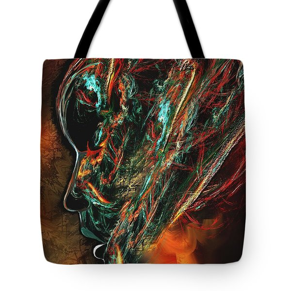 Obreptice Tote Bag by Francoise Dugourd-Caput