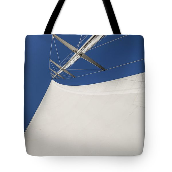 Obsession Sails 4 Tote Bag