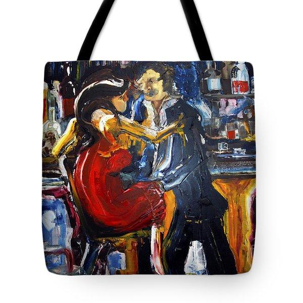 Obvious Intent Tote Bag