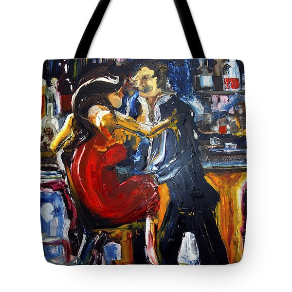 Obvious Intent Tote Bag