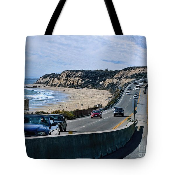 Oc On Pch In Ca Tote Bag