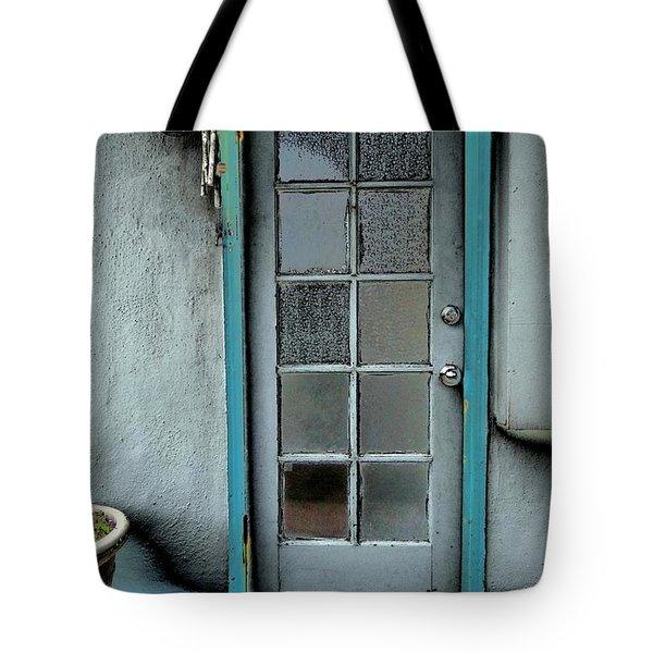 Occupant Tote Bag by Nick David