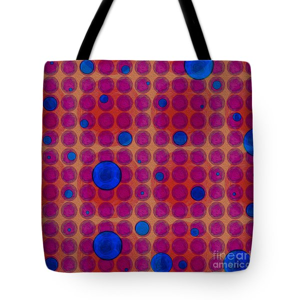 Ocd Blood Flow Tote Bag
