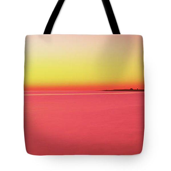 Ocean At Sunset, Provincetown, Cape Tote Bag