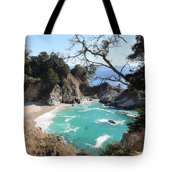 Ocean Bliss Tote Bag