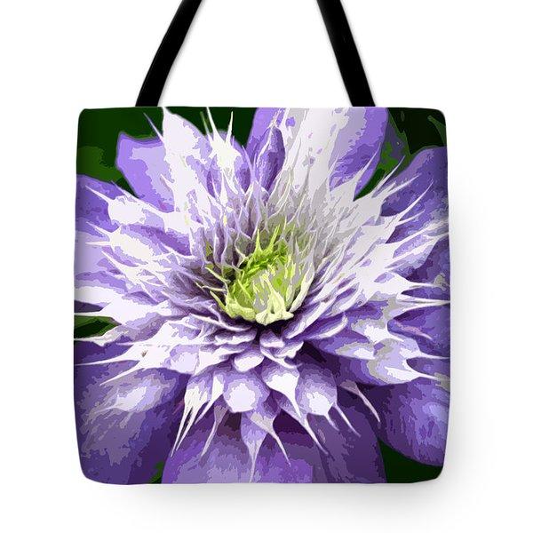 Ocean Bloom Tote Bag by Sarah OToole