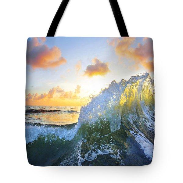 Ocean Bouquet Tote Bag