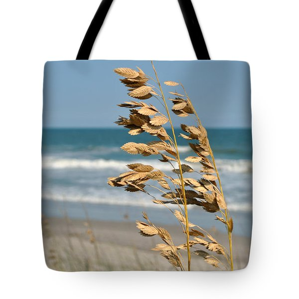 Tote Bag featuring the photograph Ocean Breeze by Kelly Nowak