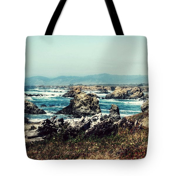 Ocean Breeze Tote Bag by Melanie Lankford Photography