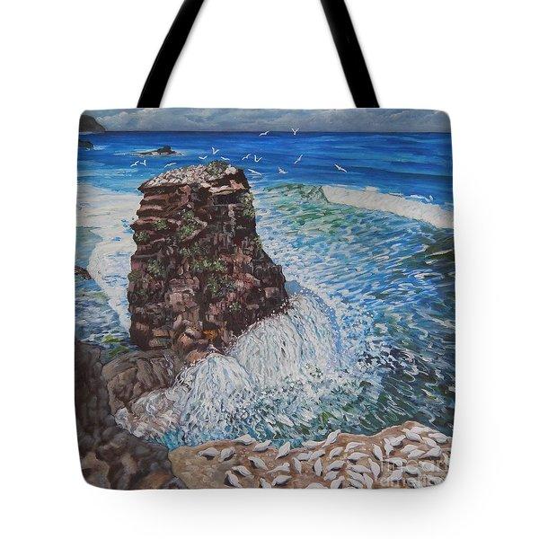 Ocean Dream Tote Bag by Caroline Street