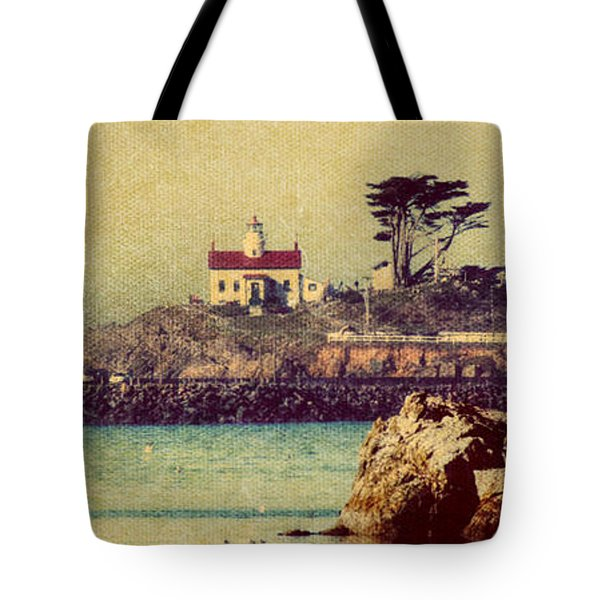 Ocean Dreams Tote Bag by Melanie Lankford Photography