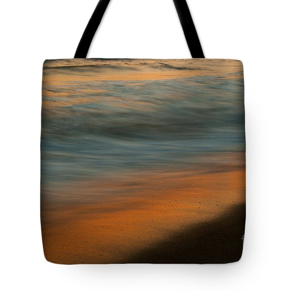 Wave Impressions  Tote Bag